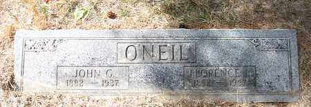 O'NEIL, JOHN G - Holt County, Nebraska | JOHN G O'NEIL - Nebraska Gravestone Photos