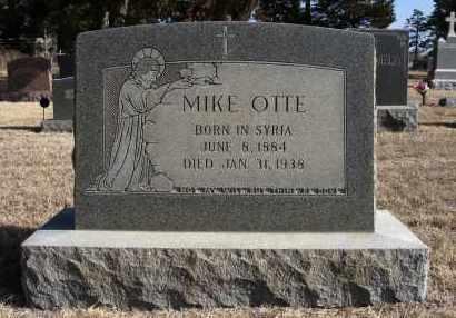 OTTE, MIKE - Holt County, Nebraska   MIKE OTTE - Nebraska Gravestone Photos
