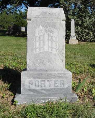 PORTER, MARY S. - Holt County, Nebraska | MARY S. PORTER - Nebraska Gravestone Photos