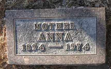 RAMOLD, ANNA - Holt County, Nebraska | ANNA RAMOLD - Nebraska Gravestone Photos