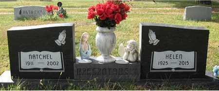 RZESZOTARSKI, HELEN - Holt County, Nebraska | HELEN RZESZOTARSKI - Nebraska Gravestone Photos