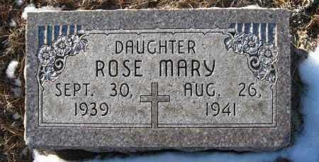 SCHMIT, ROSE MARY - Holt County, Nebraska | ROSE MARY SCHMIT - Nebraska Gravestone Photos