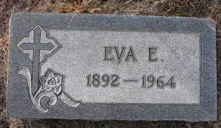 SEGER, EVA E - Holt County, Nebraska | EVA E SEGER - Nebraska Gravestone Photos