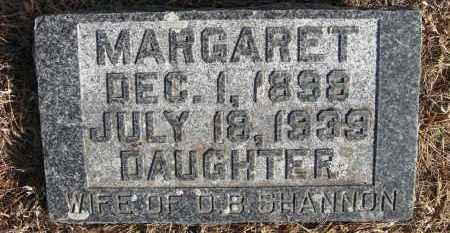 RIES SHANNON, MARGARET - Holt County, Nebraska   MARGARET RIES SHANNON - Nebraska Gravestone Photos