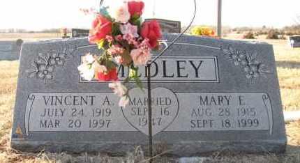 SMEDLEY, VINCENT A - Holt County, Nebraska   VINCENT A SMEDLEY - Nebraska Gravestone Photos