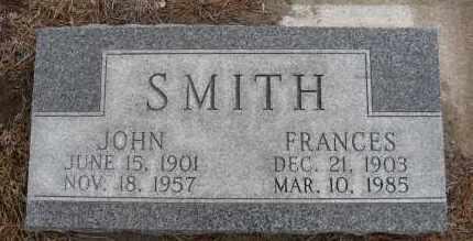 SMITH, JOHN - Holt County, Nebraska | JOHN SMITH - Nebraska Gravestone Photos