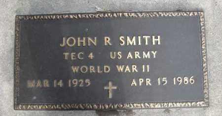 SMITH, JOHN R - Holt County, Nebraska | JOHN R SMITH - Nebraska Gravestone Photos