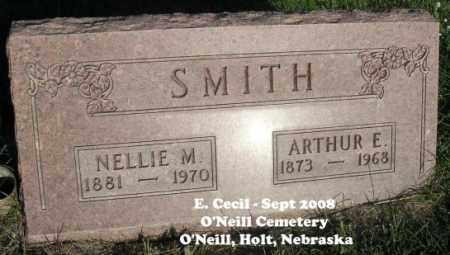 SMITH, NELLIE M. - Holt County, Nebraska | NELLIE M. SMITH - Nebraska Gravestone Photos