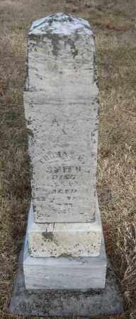 SMITH, THOMAS B - Holt County, Nebraska | THOMAS B SMITH - Nebraska Gravestone Photos