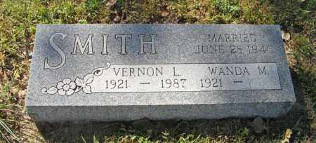 SMITH, VERNON L. - Holt County, Nebraska | VERNON L. SMITH - Nebraska Gravestone Photos