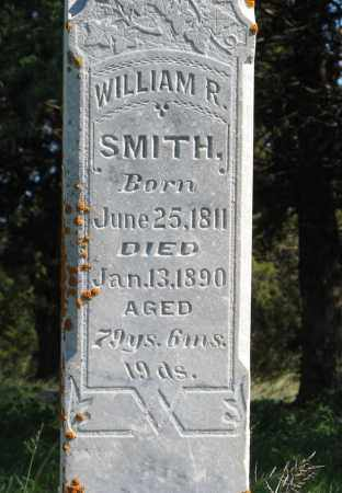 SMITH, WILLIAM R. (CLOSEUP) - Holt County, Nebraska | WILLIAM R. (CLOSEUP) SMITH - Nebraska Gravestone Photos