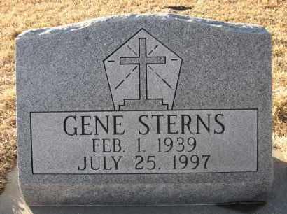 STERNS, GENE - Holt County, Nebraska | GENE STERNS - Nebraska Gravestone Photos