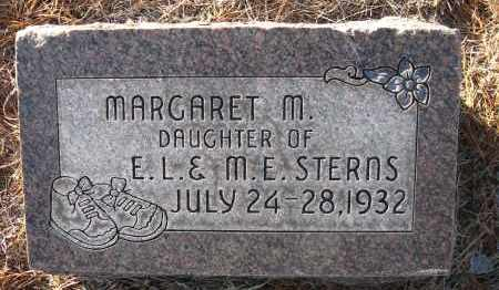 STERNS, MARGARET M - Holt County, Nebraska | MARGARET M STERNS - Nebraska Gravestone Photos