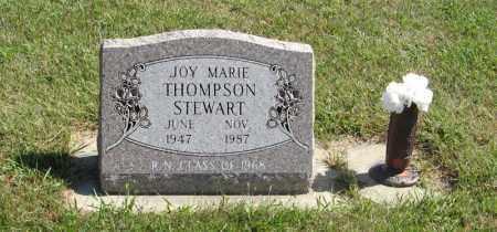 THOMPSON STEWART, JOY MARIE - Holt County, Nebraska | JOY MARIE THOMPSON STEWART - Nebraska Gravestone Photos