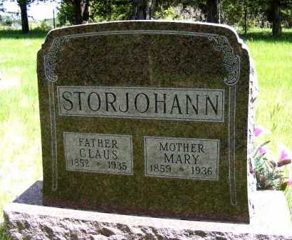 STORJOHANN, MARY - Holt County, Nebraska | MARY STORJOHANN - Nebraska Gravestone Photos