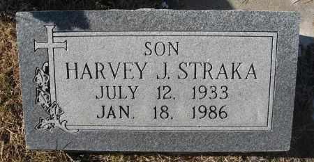 STRAKA, HARVEY J. - Holt County, Nebraska | HARVEY J. STRAKA - Nebraska Gravestone Photos