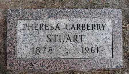 STUART, THERESA - Holt County, Nebraska | THERESA STUART - Nebraska Gravestone Photos