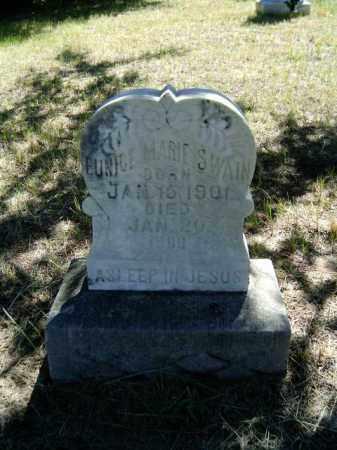 SWAIN, EUNICE - Holt County, Nebraska | EUNICE SWAIN - Nebraska Gravestone Photos
