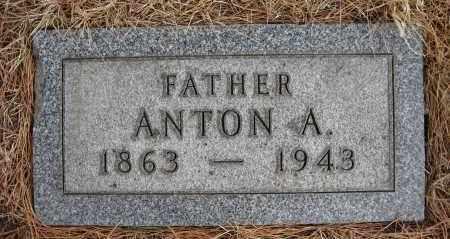 TASLER, ANTON A - Holt County, Nebraska | ANTON A TASLER - Nebraska Gravestone Photos