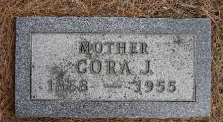 TASLER, CORA J - Holt County, Nebraska   CORA J TASLER - Nebraska Gravestone Photos