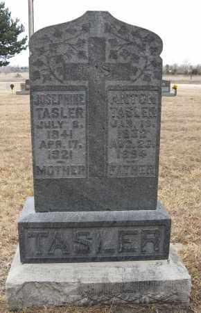 TASLER, ANTON - Holt County, Nebraska | ANTON TASLER - Nebraska Gravestone Photos