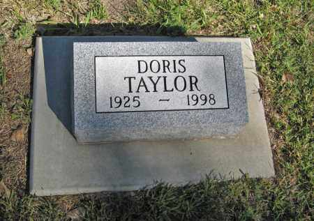 TAYLOR, DORIS - Holt County, Nebraska   DORIS TAYLOR - Nebraska Gravestone Photos