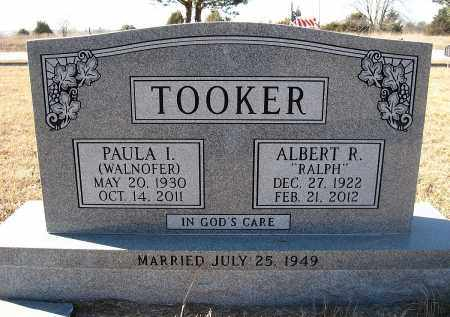 TOOKER, ALBERT R. - Holt County, Nebraska   ALBERT R. TOOKER - Nebraska Gravestone Photos