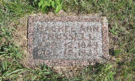 TRUSSELL, RACHEL ANN - Holt County, Nebraska | RACHEL ANN TRUSSELL - Nebraska Gravestone Photos