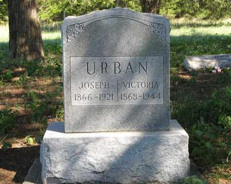 URBAN, VICTORIA - Holt County, Nebraska | VICTORIA URBAN - Nebraska Gravestone Photos