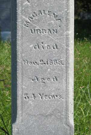 URBAN, MAGALENA (CLOSEUP) - Holt County, Nebraska | MAGALENA (CLOSEUP) URBAN - Nebraska Gravestone Photos