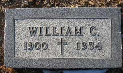 VROOMAN, WILLIAM C - Holt County, Nebraska   WILLIAM C VROOMAN - Nebraska Gravestone Photos