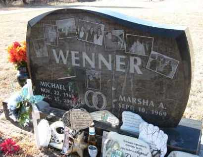 WENNER, MICHAEL F - Holt County, Nebraska | MICHAEL F WENNER - Nebraska Gravestone Photos