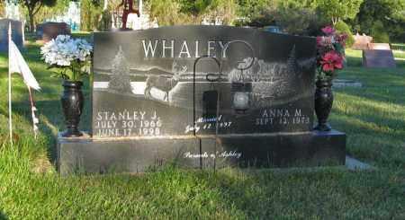 WHALEY, ANNA M. - Holt County, Nebraska   ANNA M. WHALEY - Nebraska Gravestone Photos