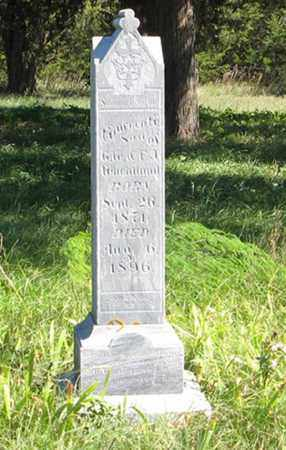 WHEATLAND, WARREN W. - Holt County, Nebraska | WARREN W. WHEATLAND - Nebraska Gravestone Photos