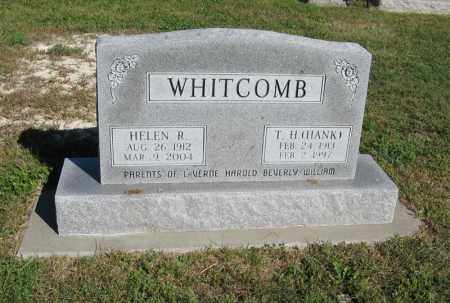 WHITCOMB, HELEN R. - Holt County, Nebraska | HELEN R. WHITCOMB - Nebraska Gravestone Photos