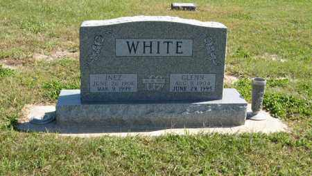 WHITE, INEZ - Holt County, Nebraska | INEZ WHITE - Nebraska Gravestone Photos