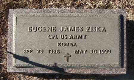 ZISKA, EUGENE JAMES - Holt County, Nebraska | EUGENE JAMES ZISKA - Nebraska Gravestone Photos