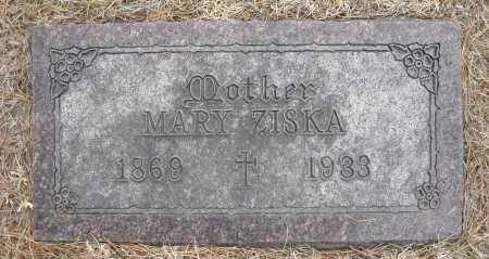 ZISKA, MARY - Holt County, Nebraska   MARY ZISKA - Nebraska Gravestone Photos