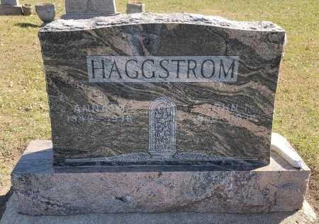 HAGGSTROM, ANNA - Howard County, Nebraska | ANNA HAGGSTROM - Nebraska Gravestone Photos