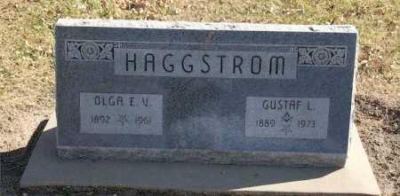 HAGGSTROM, OLGA - Howard County, Nebraska | OLGA HAGGSTROM - Nebraska Gravestone Photos