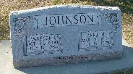 JOHNSON, ANNA M. - Howard County, Nebraska | ANNA M. JOHNSON - Nebraska Gravestone Photos
