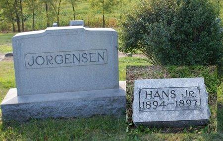 JORGENSEN, HANS JR. - Howard County, Nebraska | HANS JR. JORGENSEN - Nebraska Gravestone Photos