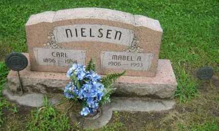 NIELSEN, CARL - Howard County, Nebraska | CARL NIELSEN - Nebraska Gravestone Photos
