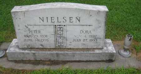 NIELSEN, PETER - Howard County, Nebraska | PETER NIELSEN - Nebraska Gravestone Photos