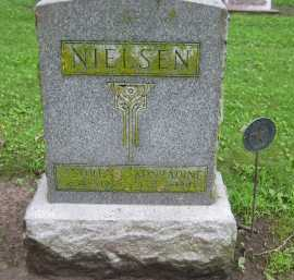 MADSEN NIELSEN, KONRADINA - Howard County, Nebraska | KONRADINA MADSEN NIELSEN - Nebraska Gravestone Photos