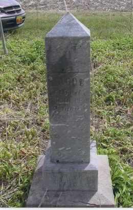 HAMM, JACOB - Jefferson County, Nebraska | JACOB HAMM - Nebraska Gravestone Photos