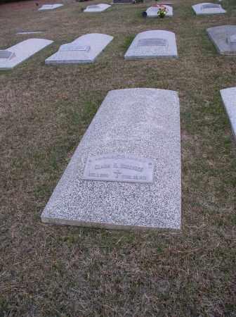 HOHENSEE, CLARA - Jefferson County, Nebraska   CLARA HOHENSEE - Nebraska Gravestone Photos