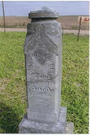 HUMPHREY, ANNA - Jefferson County, Nebraska   ANNA HUMPHREY - Nebraska Gravestone Photos