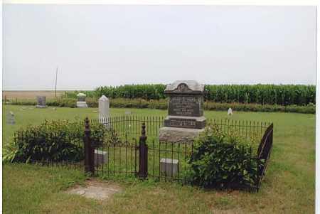 SHOFSTALL, MARY - Jefferson County, Nebraska   MARY SHOFSTALL - Nebraska Gravestone Photos
