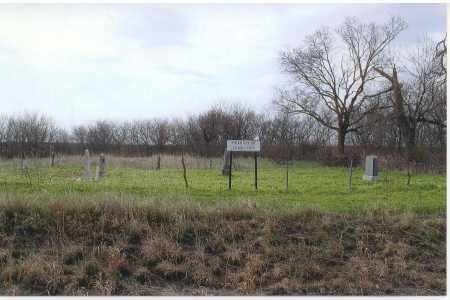 *SWAN CREEK CEMETERY, VIEW OF - Jefferson County, Nebraska | VIEW OF *SWAN CREEK CEMETERY - Nebraska Gravestone Photos